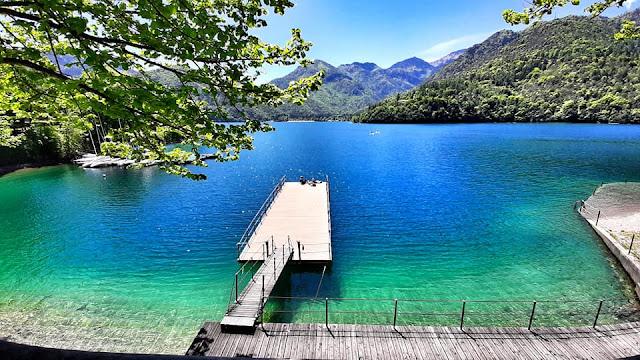 laghi più belli del trentino