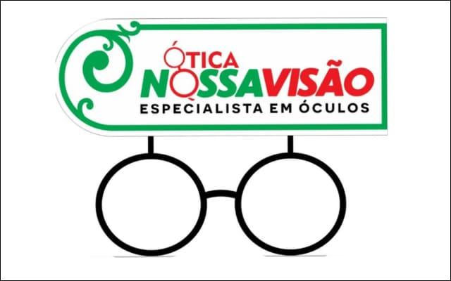 Os melhores óculos e o melhor atendimento DezEm1 você só encontra nas Óticas NossaVisão