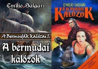 Emilio Salgari A bermudai kalózok regény