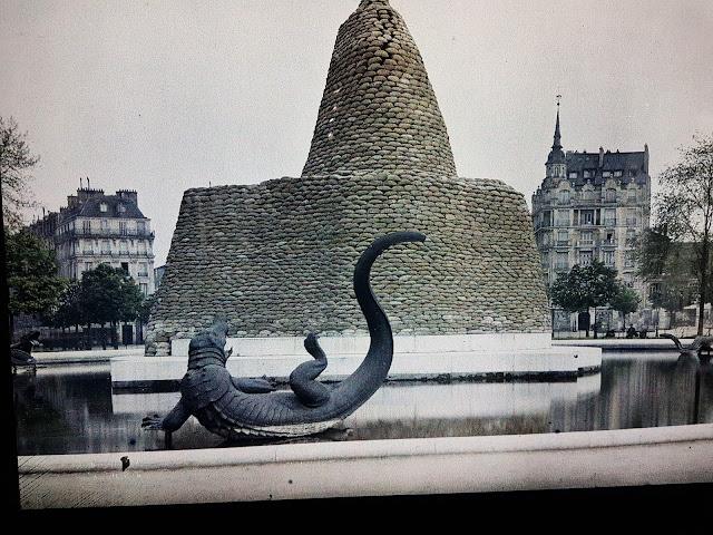 Monument à la République, place de la Nation