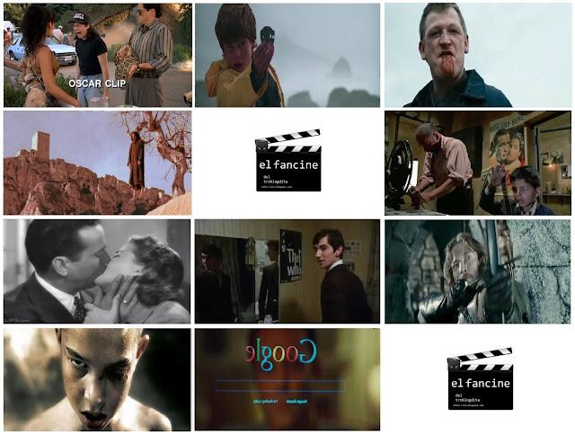 Películas TOP10 - el fancine - 300 - las dos torres - Quadrophenia - Los Goonies - Hooligans - La pasión de Cristo - Cinema Paradiso - Casablanca - Los Becarios - Google - Wayne's World