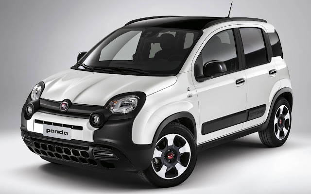 Fiat Panda Cross Waze