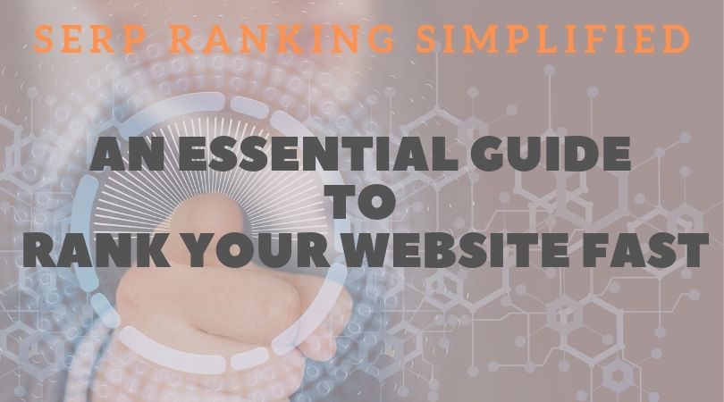 How to rank your website fast