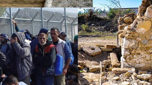 Αποτέλεσμα εικόνας για hot-spot των λαθροπροσφύγων στο Ελληνικό