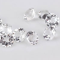 Natural White Topaz Gemstones