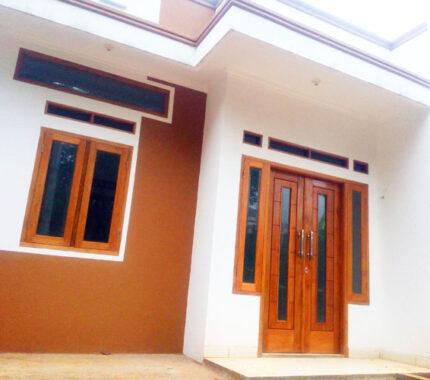 Cari Rumah Dijual Murah Bojong Gede, Dekat Stasiun Bojonggede, Harga Perdana 245 Jutaan, Perumahan Bukan KPR Subsidi