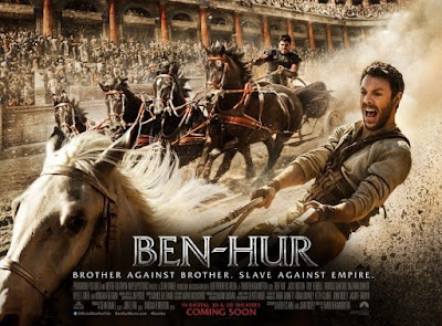 Download Film Ben-Hur (2016) BluRay Subtitle Indonesia Gratis