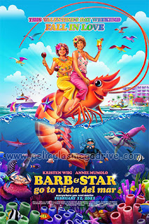 Barb and Star Go to Vista Del Mar (2021) [Latino-Ingles] [Hazroah]