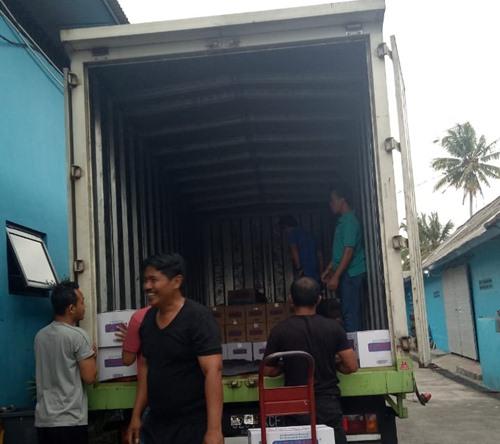 Sewa truk box murah Jakarta ke Surabaya