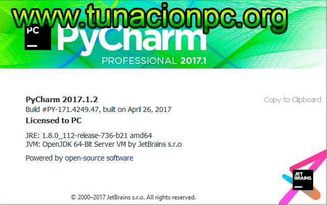 JetBrains PyCharm Pro Imagen