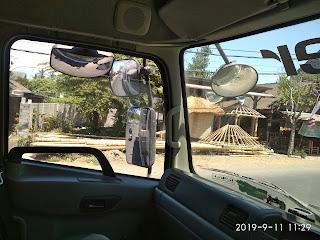 Ini Tiga Area Blind Spot Pada Truck Yang Harus Dihindari Saat Berkendara
