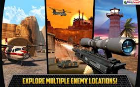 Kill Shot MOD APK v.2.8 for android Terbaru 2016