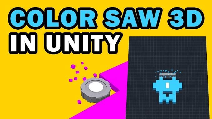 Características do Color Saw 3D no PC