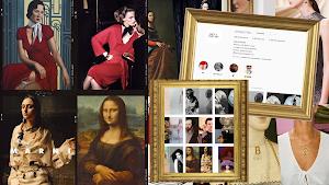 Mode: Le compte à la fois mode et art