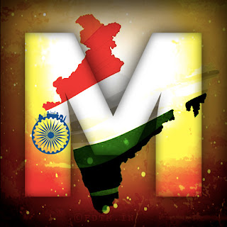 Indian Profile Picture Image and DP Photo Letter M