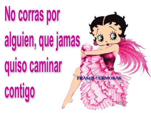 La Betty Frase Betty Boop Hello Foros Uniendo Latinos