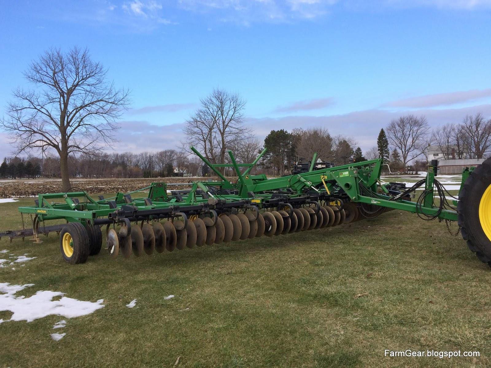 Farm Gear For Sale John Deere 726 Mulch Finisher