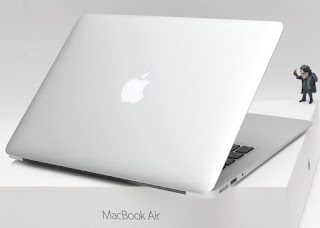 MacBook Air Core i5 ( 13-inchi, 2017 ) Fullset Second