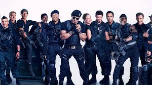Film The Expendables 4  (2018)