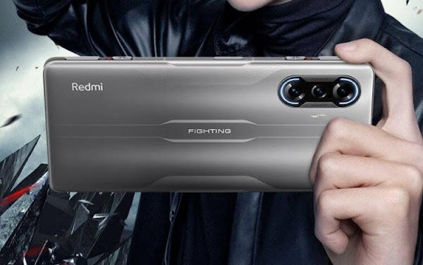 Xiaomi Redmi K40 Gaming Edition lançado!