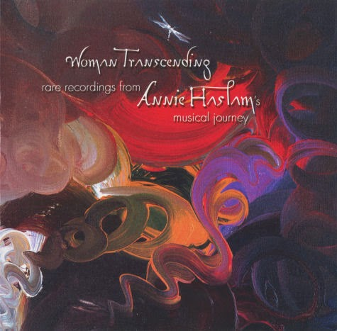 A MUST 4 DEAF EARS: Annie Haslam - Woman Transcending (2006)