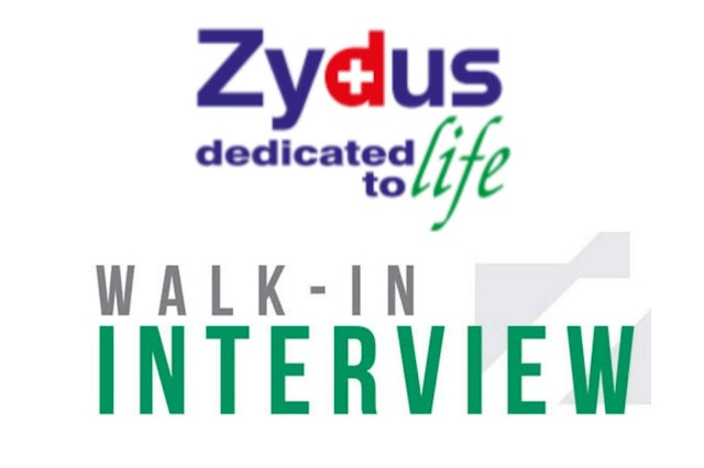 Zydus cadila | Walk-in for OSD & Women on 9 Feb 2020 | Pharma Jobs in Baddi