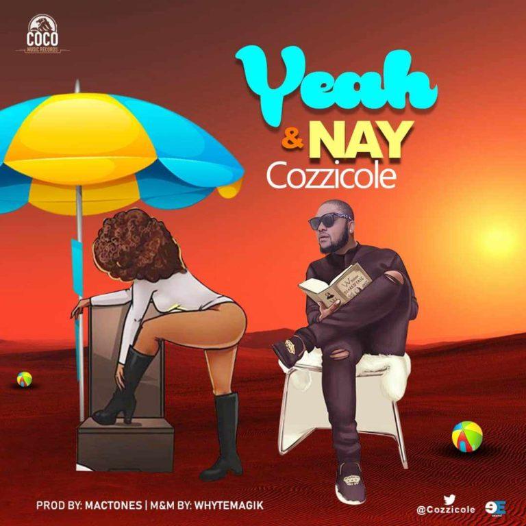"""Cozzicole – """"Yeah & Nay"""" #Arewapublisize"""