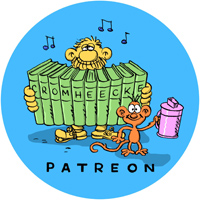 Now on Patreon!!!