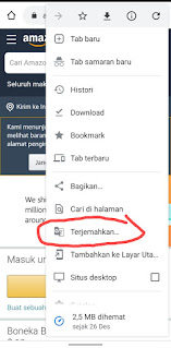 Cara Mengaktifkan Auto Translate Di Google Chrome