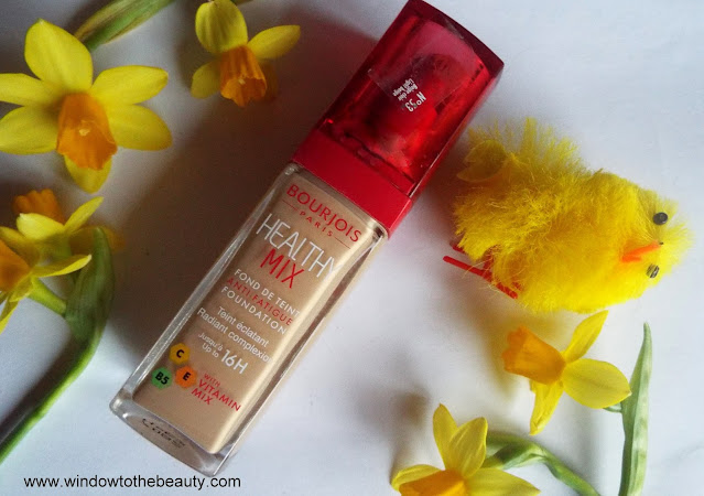 Bourjois Healthy Mix odcienie