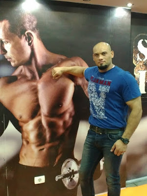 Egyptian Body Builders