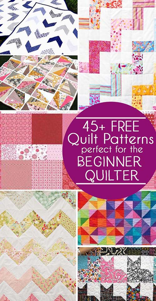 Free Easy Quilt Patterns – Perfect for Beginners