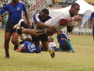 Sumarai Bulldogs Claims Independence Rugby 7S Trophy