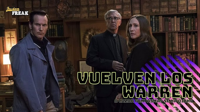 Ya tenemos trailer de EXPEDIENTE WARREN: OBLIGADO POR EL DEMONIO