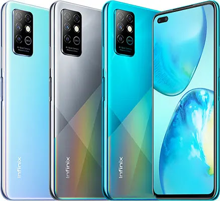 Infinix Note 8 Specifications
