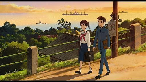 Review Anime Movie Kokurikozaka Kara