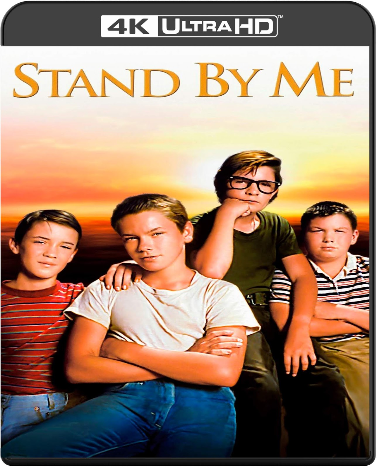 Stand by Me [1986] [UHD] [2160p] [Latino – Castellano]