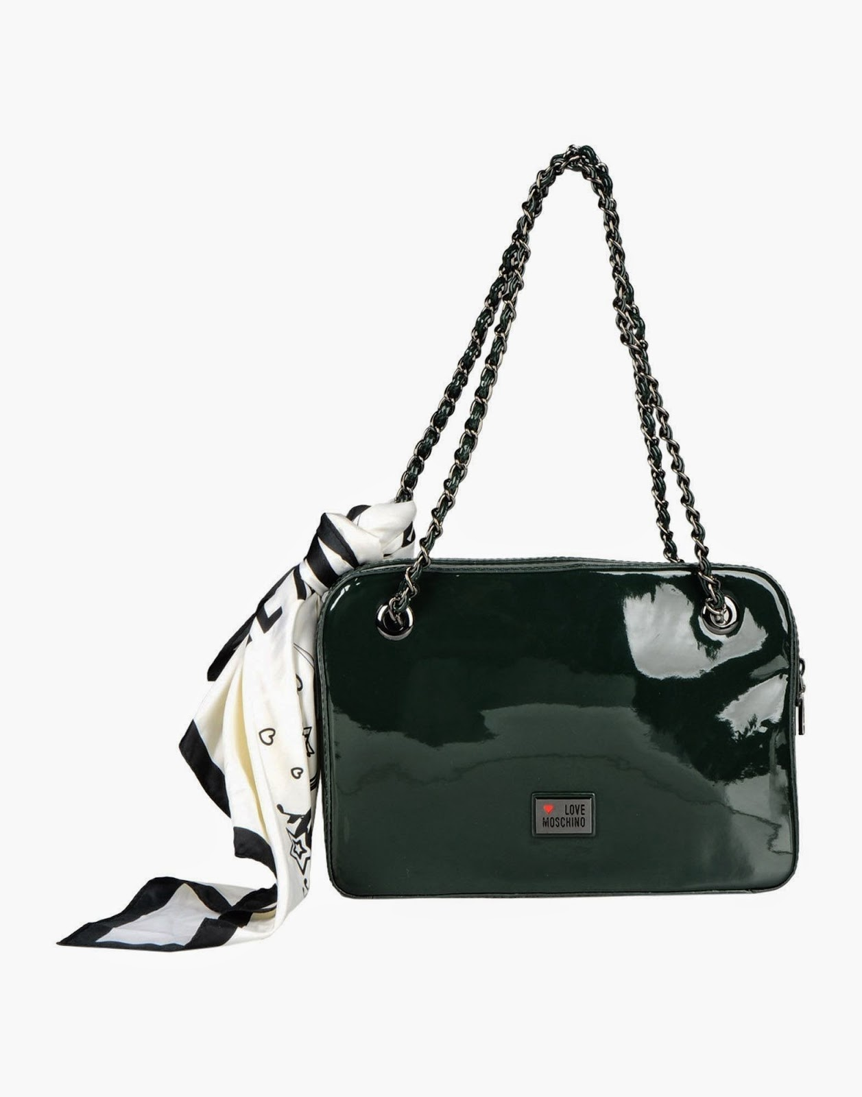 Gorgeous waterproof Moschino bag