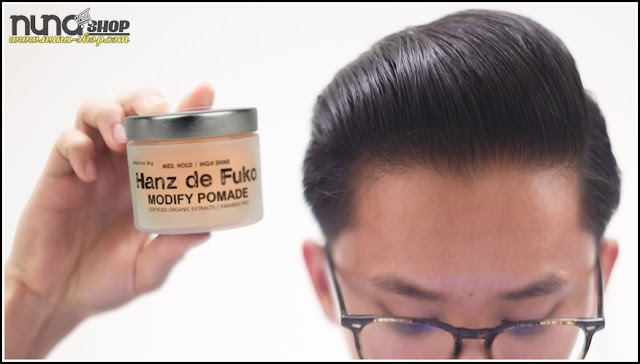 Hanz de Fuko Modify Pomade  Classic Men's Hair Review