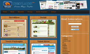Xml Blogger Templates