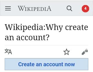 Wikipedia par account kaise banaye and backlink banaye