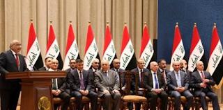 تأجيل أسبوع واحد لعملية استكمال مجلس الوزراء العراقي
