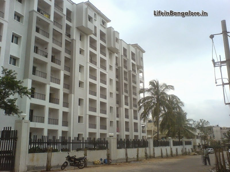 Adarsh Esplanade Apartments- HSR Layout 7th Sector