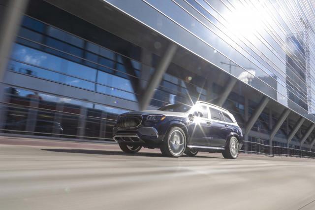 2021 Mercedes-Benz GLS Class Review