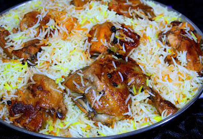 HOW TO MAKE CHICKEN MANDI