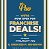Mr. Pao from the House of Smart Chef,  on an expansion spree, invites for franchise partners