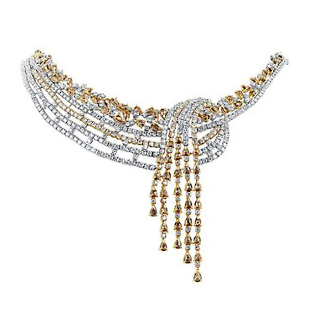 Diamond Necklace by VelvetCase.com- Rs. 20,46,639