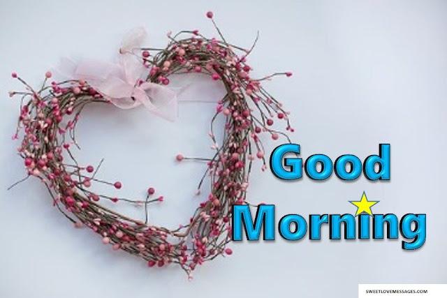 good morning gif love