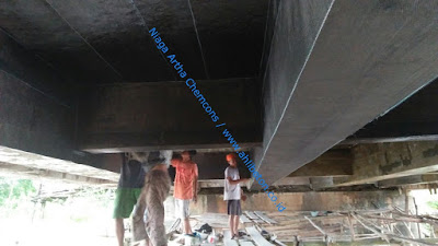 Perkuatan Struktur beton