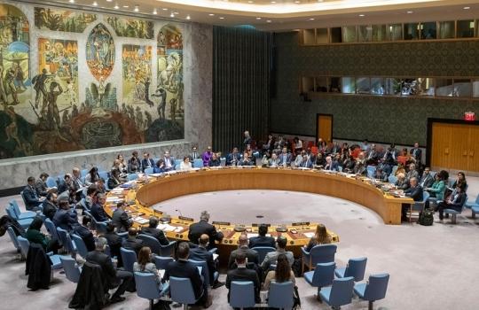 +Juristas evangélicos poderão ter mais voz na ONU em 2020